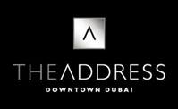 The Address logo resized