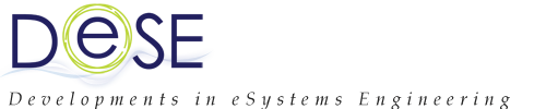 DeSE – Developments in E-Systems Engineering